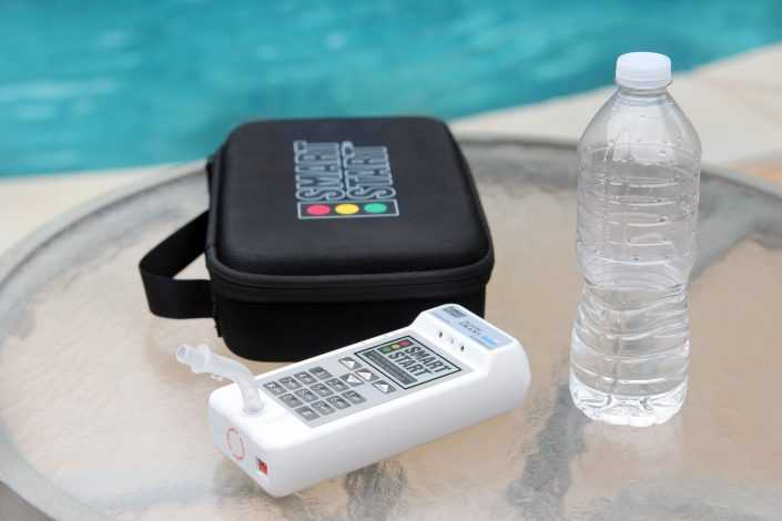 Smart Start S.M.A.R.T. Mobile Portable Alcohol Monitoring Device