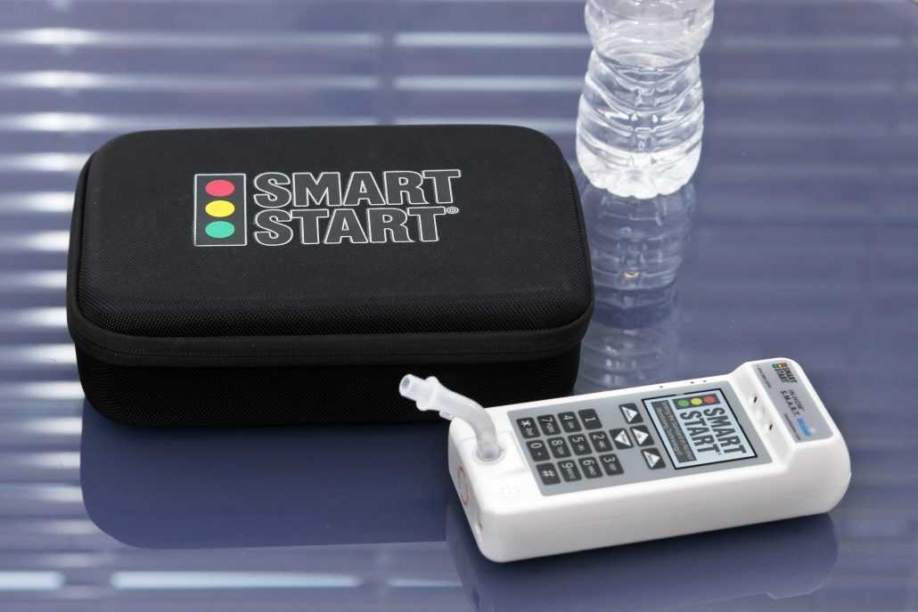S.M.A.R.T. Mobile Portable Alcohol Monitoring Device Smart Start