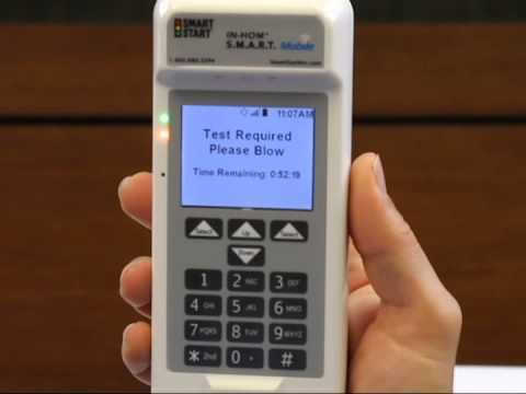 IN-HOM SMART Mobile Breath Test Demonstration
