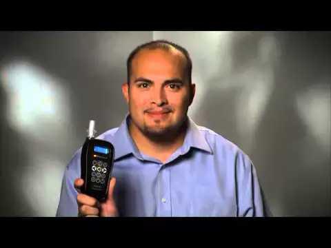 IgnitionInterlock HUM Breath Test Demonstration