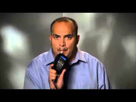 (SPANISH) Ignition Interlock HUM Breath Test Demonstration