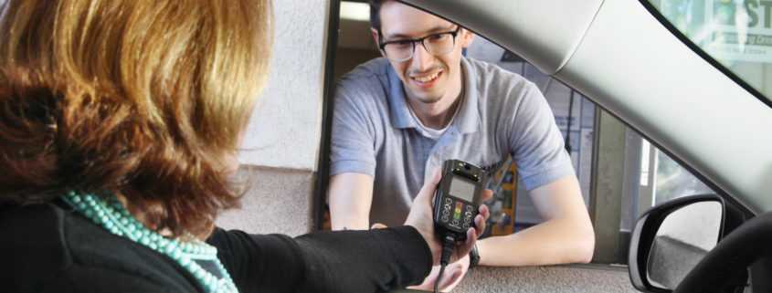 Smart Start Ignition Interlock Device Calibration Appointment at a Service Shop