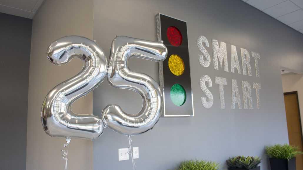 Smart Start 25th Anniversary - Office