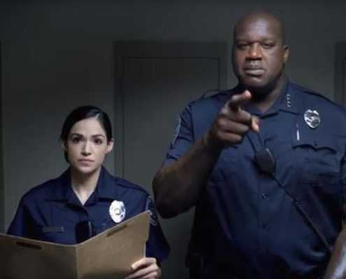 Shaq in Drunk Driving Prevention Campaign from FAAR