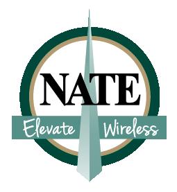 National Association of Tower Erectors (NATE) Logo