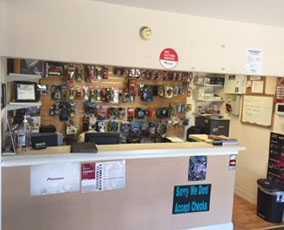 Smart Start Ignition Interlock Shop Location: Sound Tech Alarm Image 02