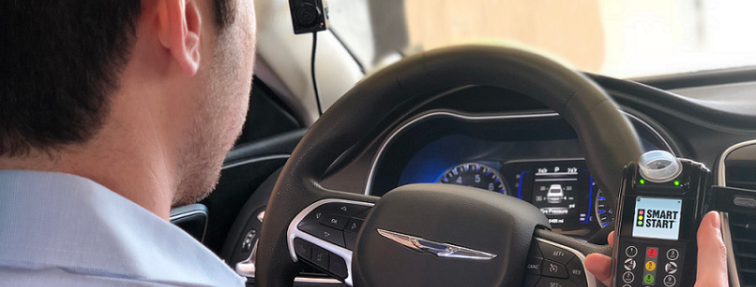 Client uses Smart Start Ignition Interlock Device