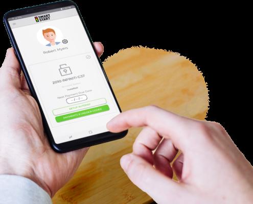 Smart Start Client Portal; Smart Start app
