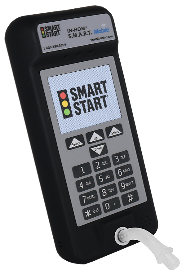 Photo of the Smart Mobile™ Personal Breath Alcohol Monitor