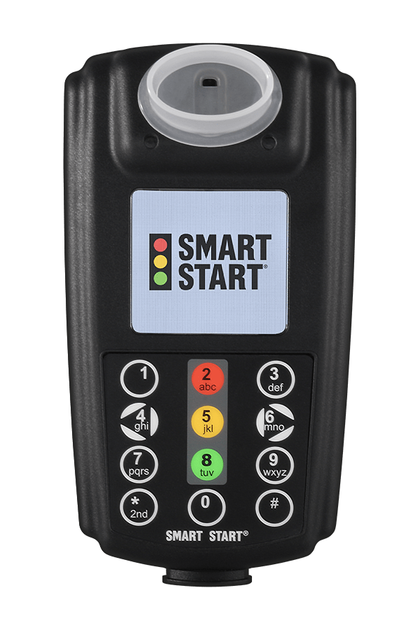 Photo of the SSI 20/35™ Ignition Interlock Device