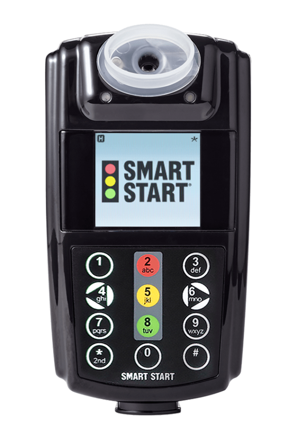 Photo of the SSI 20/30™ Ignition Interlock Device